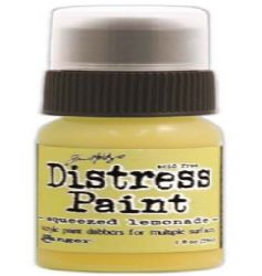 Ranger Tim Holtz® Distress Paint Dabber - Squeezed Lemonade